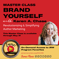 BRAND YOURSELF: An Encore! Master Class with Karen A. Chase