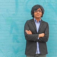 Prabir Mehta, 35: Musician, Goldrush and Owner, My Glasses Rule