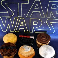 Carytown Cupcakes Loves Star Wars