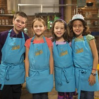 "Interview: Two Richmond Kids Appear on Food Network's ""Chopped Junior"""