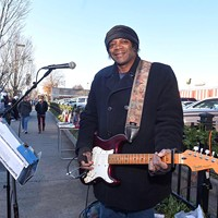 Listen Closely to This Richmond Busker to Hear a Lifetime of Musical Memories