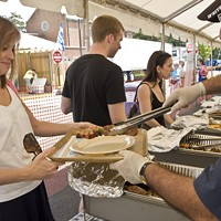 It's a Labor of Love for Volunteers at the Greek Festival