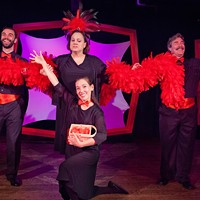 "Theater Review: Swift Creek's ""The Musical of Musicals: the Musical"" Lovingly Satirizes Broadway Classics"