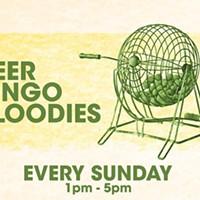 Beer, Bingo and Bloodies