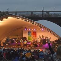 Richmond Folk Fest Sets Fundraising Record