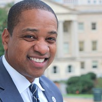Democrat Fairfax Wants to Take the Baton from Lt. Gov. Northam after Nov. 7