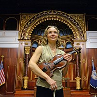 Richmond Symphony Violinist to Use Special Instrument that Survived the Holocaust