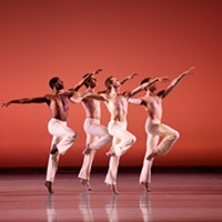 Review: Richmond Ballet's Trio, Nov. 5 at Carpenter Theatre