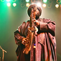 Review: Kamasi Washington at the National, Dec. 1