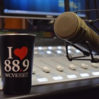 WCVE Going To All News, Purchases Two FM Stations For Music