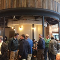 Ribbon-Cutting at Hardywood West Creek