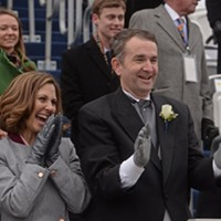 Northam Calls For Moral Compass