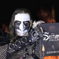 "Meet the Vegan Black Metal Chef Behind the ""Seitanic Spellbook"""