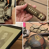 Artifacts Roadshow Aims to Help People Identify Military Items