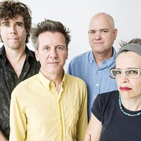 "Superchunk Rages Against the Machine on ""What a Time to Be Alive"" While Keeping Things Positive"
