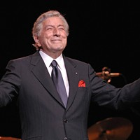 Interview: Crooner Tony Bennett looks back on a lifetime of entertaining