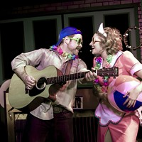 Springtime Musicals at 5th Wall and Swift Creek Mill