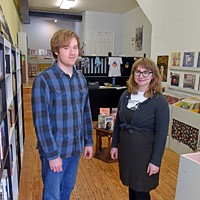 Shockoe Bottom Gets a Used Record and Book Shop