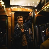 A New Tour to Breweries Places Comedians on the Trolley