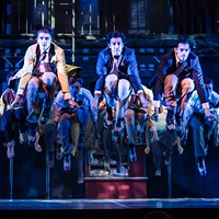 "Virginia Rep's ""West Side Story"" is a tour de force of talent and technical achievement"
