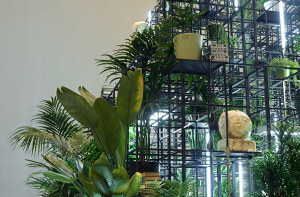 A site-specific  installation by Rashid Johnson opens on Oct. 17 at the ICA.