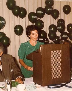 Former HOME executive director Barbara Rabin - HOUSING OPPORTUNITIES MADE EQUAL OF VIRGINIA, INC.