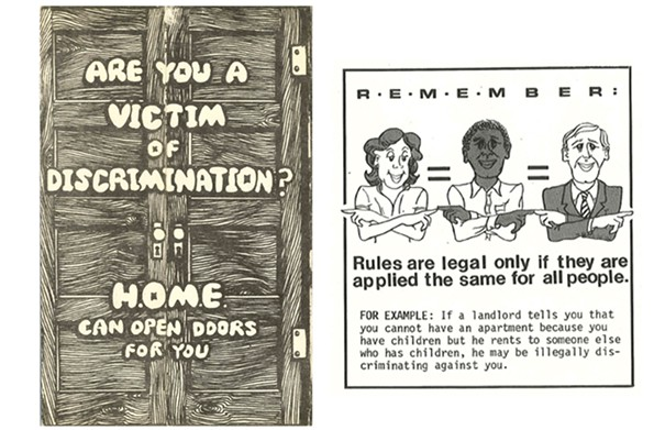 HOME educational brochures. - HOUSING OPPORTUNITIES MADE EQUAL OF VIRGINIA, INC.