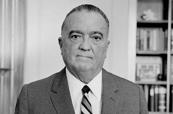 J. Edgar Hoover, the first director of the Federal Bureau of Investigation, was famous for turning his personal grudges into FBI harassment.