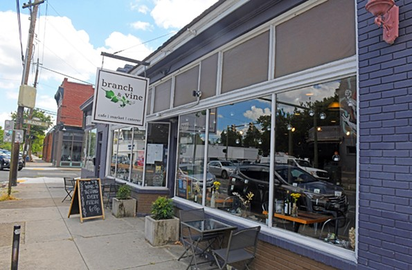Recently revamped, Branch & Vine offers an extensive menu of sandwiches, salads, soups and flatbreads, plus live jazz and free wine tasting every week. - SCOTT ELMQUIST