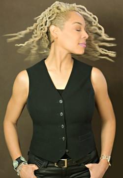 A photo of Tiffany Jana from the IdentityRVA series.