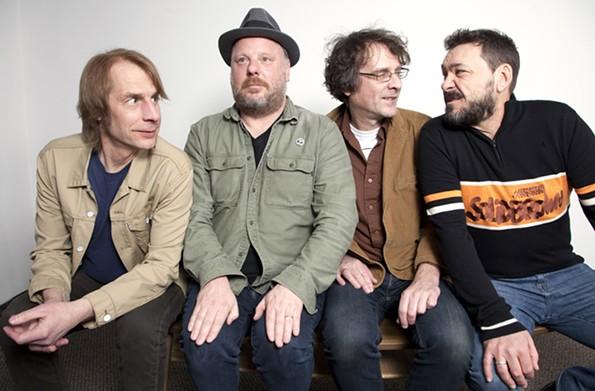 Mudhoney at the Broadberry, Oct. 7