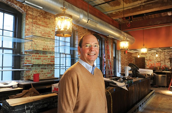 Kevin Healy started Housepitality Family's collection of restaurants 32 years ago when he bought the Sunday Park restaurant in Midlothian. - SCOTT ELMQUIST/FILE