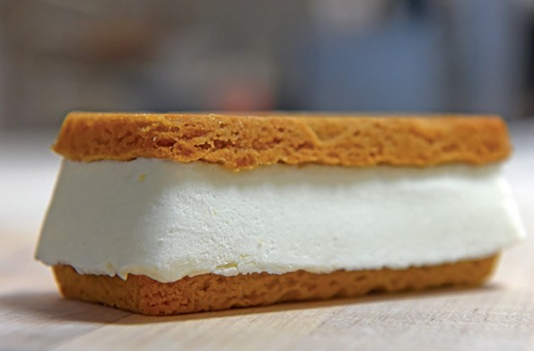 Nightingale Ice Cream Sandwich - SCOTT ELMQUIST/FILE