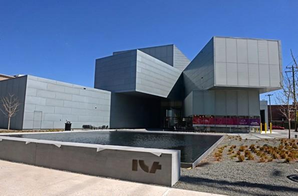 The 2018 Institute for Contemporary Art at Virginia Commonwealth University. - SCOTT ELMQUIST/FILE