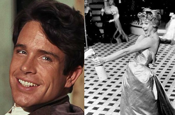 """Richmond-born Oscar winners Warren Beatty, in 1967's """"Bonnie and Clyde,"""" and his sister Shirley MacLaine, in 1960's """"Can-Can,"""" studied with Julia Mildred Harper in Ginter Park."""