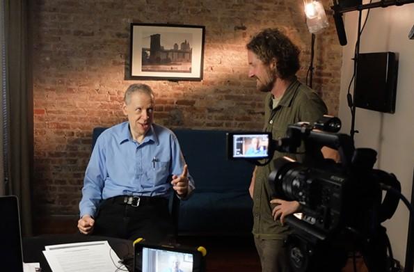 Gregory interviews transportation historian Joseph Cunningham.