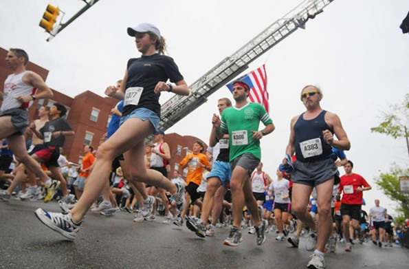 Sports Backers is working on ways a Monument Avenue 10-K might happen. - SCOTT ELMQUIST/FILE