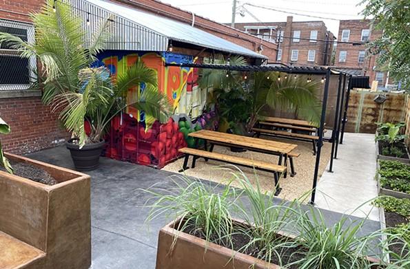 Sabai is now open for patio dining. - SCOTT ELMQUIST