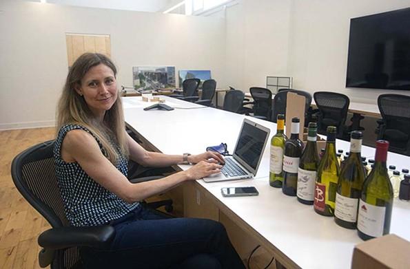 Virginia Wine and Spirits Academy founder Tracy Waldron. - SCOTT ELMQUIST
