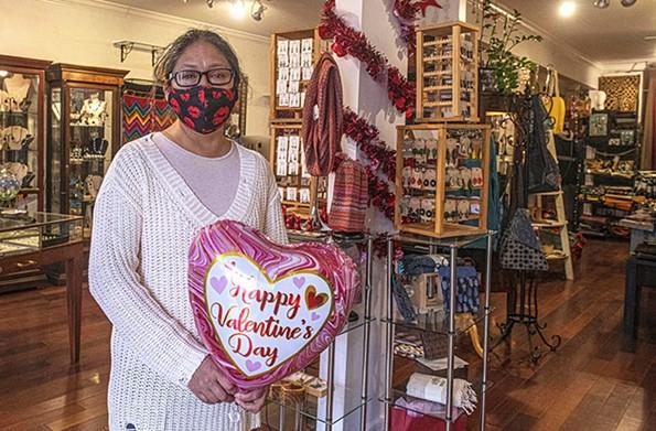 AlterNatives Boutique owner Guadalupe Ramirez - SCOTT ELMQUIST