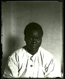 Virginia Christian, the only juvenile female executed in the U.S. in the 20th century, 1912.