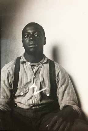 Winston Green, executed in 1908 for scaring a white school girl.