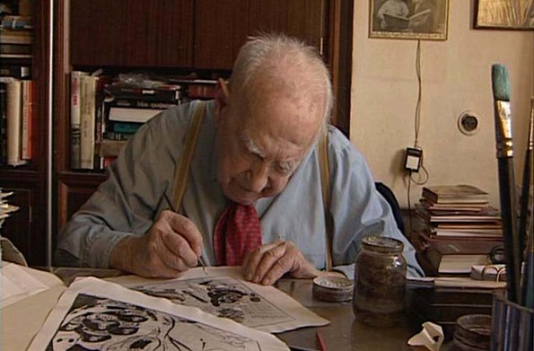 """Richmond native Kevin McNeer will introduce his 2008 documentary """"Stalin Thought of You"""" about Russia's greatest political cartoonist, Boris Efimov."""