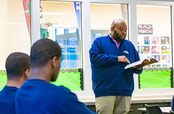 Rodney Robinson, National Teacher of the Year in 2019, is using primary-source materials from the documentary to create project-based learning activities that promote critical thinking in Richmond Public Schools.