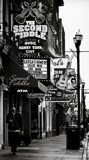 """Second Fiddle: Nashville"""