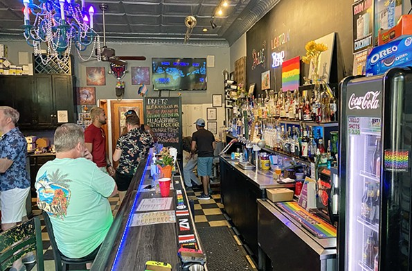 Thirsty's Bar & Grill - SCOTT ELMQUIST