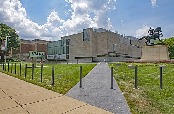 The VMFA announced a $190 million expansion last month. The effort will be financed with $125 million in state funding and $65 million in private funding. - SCOTT ELMQUIST