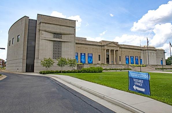 The Virginia Museum of History & Culture - SCOTT ELMQUIST