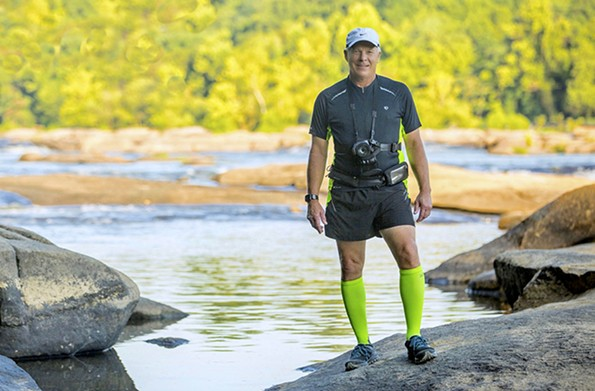 Bill Draper retired from health care sales and marketing in 2016. During retirement, he got more serious about running and his photography.