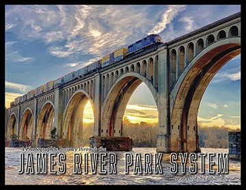 """""""A Photographic Journey Through the James River Park System"""""""